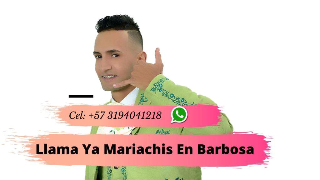 Mariachis Barbosa Llama Ya Mariachis En Barbosa